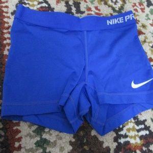 Nike Pro Shorts Size XS